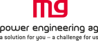 Logo MG power engineering ag